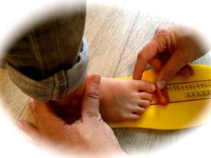 podologie pediatrie